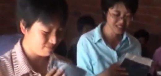 Biblias en China